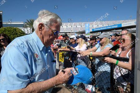 Editorial picture of NASCAR Daytona 500 Auto Racing, Daytona Beach, USA - 18 Feb 2018