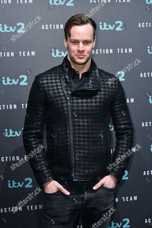 Editorial photo of ITV2 'Action Team' press launch, London, UK - 01 Mar 2018