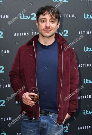 Editorial picture of ITV2 'Action Team' press launch, London, UK - 01 Mar 2018
