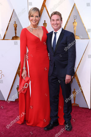 Editorial picture of 90th Annual Academy Awards, Arrivals, Los Angeles, USA - 04 Mar 2018