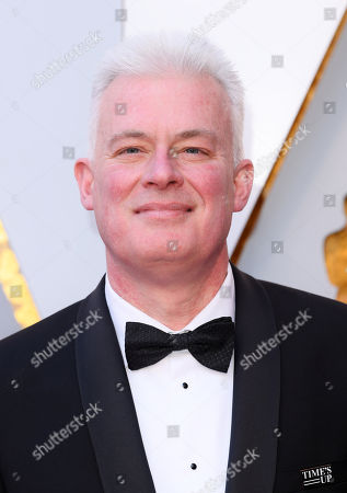 Editorial photo of 90th Annual Academy Awards, Arrivals, Los Angeles, USA - 04 Mar 2018