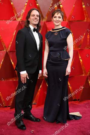 Editorial image of 90th Annual Academy Awards, Arrivals, Los Angeles, USA - 04 Mar 2018