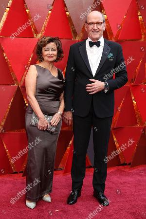 Sharon Friedrich and Richard Jenkins