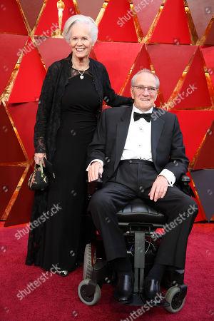 Mona Lindholm and Owen Roizman