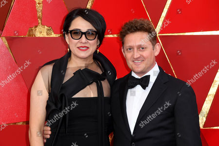 Stock Picture of Ramsey Ann Naito and Alex Winter
