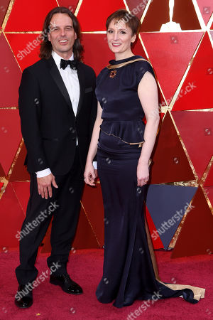 Stock Picture of Anthony Leo and Nora Twomey