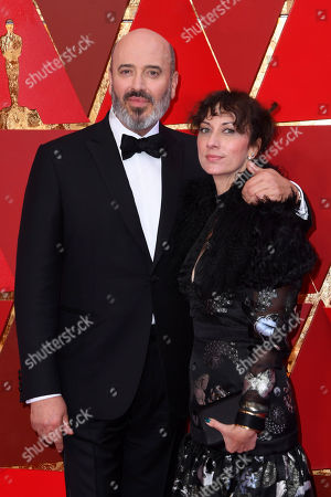Mark Bridges and Rebecca Miller