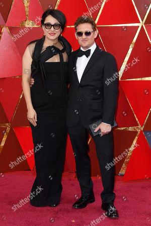 Ramsey Ann Naito and Alex Winter