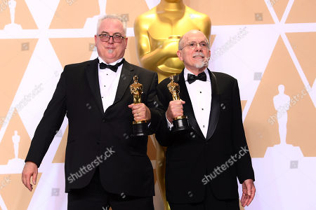 Alex Gibson and Richard King - Sound Editing - 'Dunkirk'