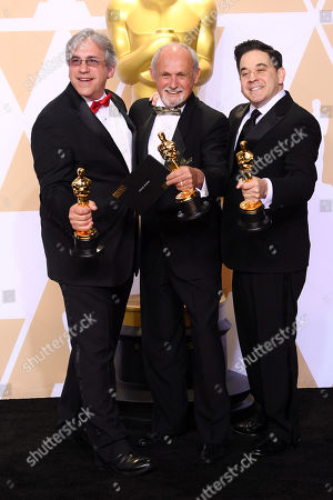 Mark Weingarten, Gregg Landaker and Gary Rizzo - Sound Mixing - 'Dunkirk'