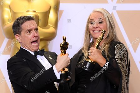 Lee Unkrich and Darla K Anderson - Animated Feature - 'Coco'