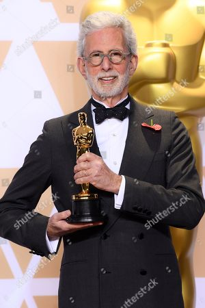 Stock Picture of Frank Stiefel - Best Documentary Short Subject - 'Heaven is A Traffic Jam on the 405'