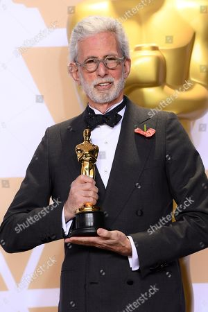 Stock Image of Frank Stiefel - Best Documentary Short Subject - 'Heaven is A Traffic Jam on the 405'