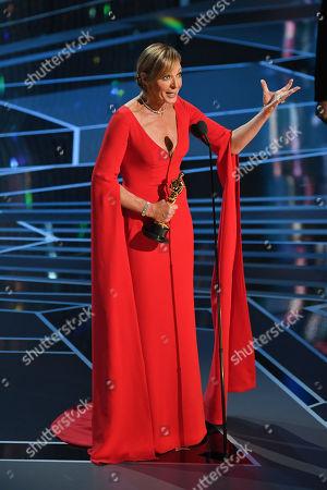 Allison Janney - Supporting Actress - 'I, Tonya'