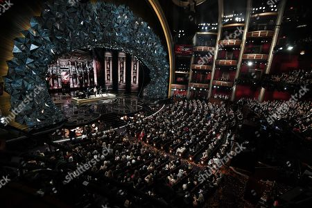 Editorial photo of 90th Annual Academy Awards, Show, Los Angeles, USA - 04 Mar 2018