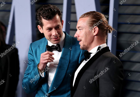 Mark Ronson and Diplo