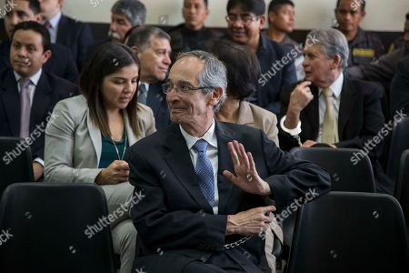 Editorial image of Corruption, Guatemala City, Guatemala - 01 Mar 2018