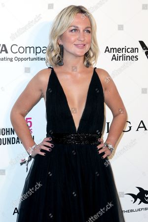 Editorial image of Elton John AIDS Foundation Academy Awards Viewing Party, Arrivals, Los Angeles, USA - 04 Mar 2018