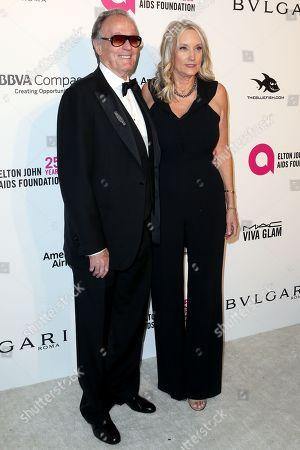 Peter Fonda and Parky DeVogelaere