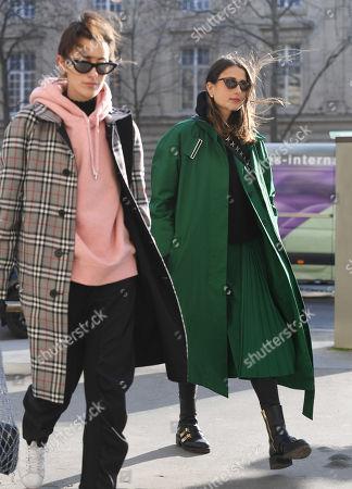 Sylvia Haghjoo and Julia Haghjoo
