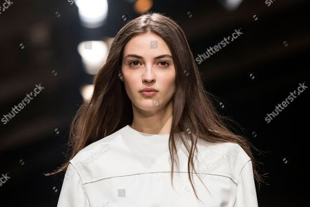 Editorial photo of Isabel Marant - Runway - Paris Fashion Week Ready to Wear F/W 2018/2019, France - 01 Mar 2018