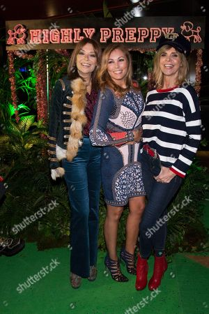 Arantxa de Benito, Raquel Rodriguez, Lucia Hoyos
