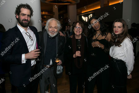 Editorial picture of 'Fanny and Alexander' play, After Party, London, UK - 01 Mar 2018