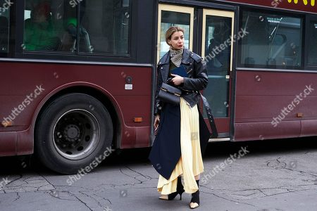 Stock Picture of Irina Lakicevic