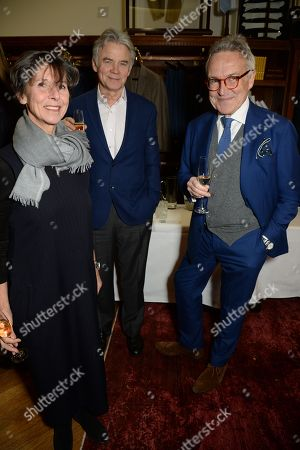 Editorial image of Huntsman Party for Bentley, London, UK - 01 Mar 2018