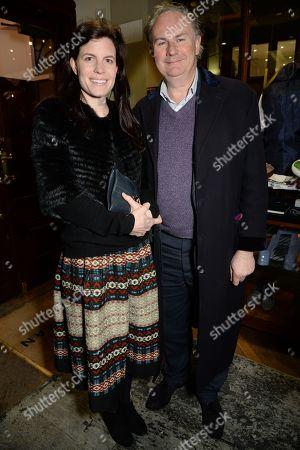 William Cash and wife Laura Cash