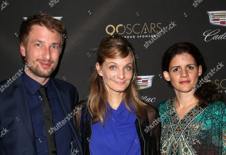 Stock Image of Julia Drache, Tobias Rosen, Katja Benrath