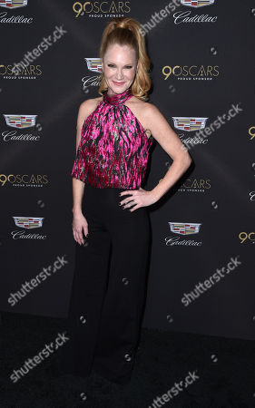 Editorial picture of Cadillac Oscar Celebration,  Los Angeles, USA - 01 Mar 2018