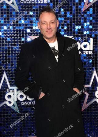 Editorial photo of The Global Awards, Arrivals, Eventim Apollo, London, UK - 01 Mar 2018
