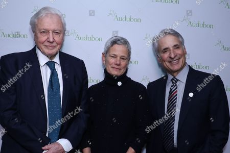 Editorial photo of National Audubon Society Gala, New York, USA - 01 Mar 2018