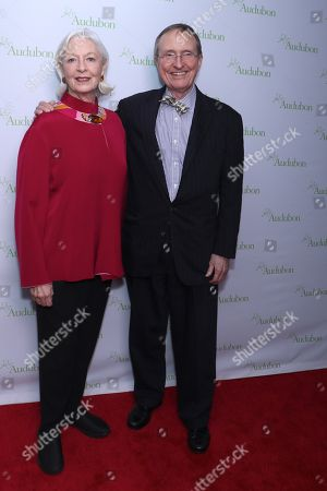 Stock Picture of Jane Alexander and Thomas Lovejoy