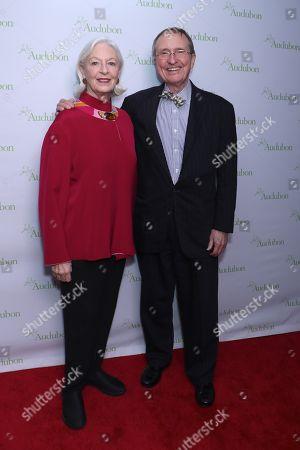 Jane Alexander and Thomas Lovejoy
