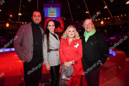 Editorial picture of Circus Krone March Premiere, Munich, Germany - 01 Mar 2018