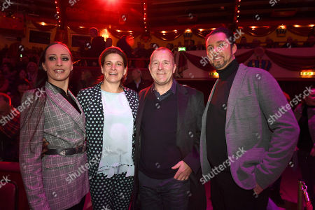Editorial photo of Circus Krone March Premiere, Munich, Germany - 01 Mar 2018