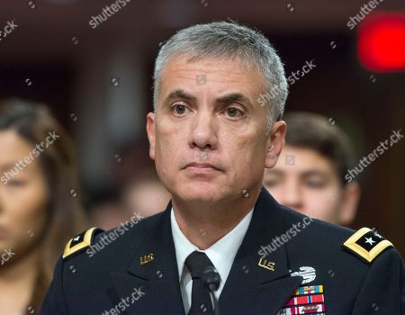 Lieutenant General Paul M. Nakasone, United States Army, testifies before the US Senate Committee on Armed Services on his nomination to be General And Director, National Security Agency / Chief, Central Security Service / Commander, United States Cyber Command. If confirmed, Nakasone will replace US Navy Admiral Mike Rogers, who will be retiring.