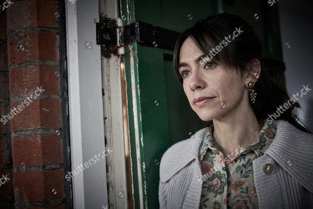 Stock Photo of Caroline Martin as Mrs Kate Ivory.