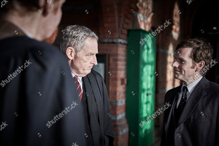 Editorial picture of 'Endeavour' TV Series, Series 5, Episode 6 UK - 11 Mar 2018
