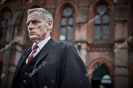 Editorial photo of 'Endeavour' TV Series, Series 5, Episode 6 UK - 11 Mar 2018