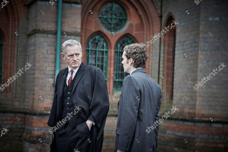 Editorial image of 'Endeavour' TV Series, Series 5, Episode 6 UK - 11 Mar 2018