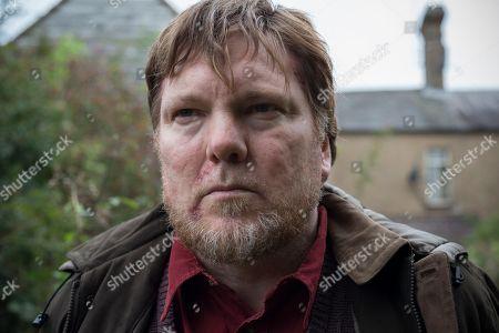 Stock Image of Andrew Tiernan as Nigel.