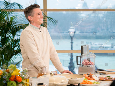 Editorial picture of 'This Morning' TV show, London, UK - 02 Mar 2018
