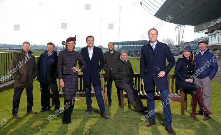 Editorial photo of 'ITV Racing: Cheltenham Festival 2018 Live' TV Series UK - 13 Mar 2018