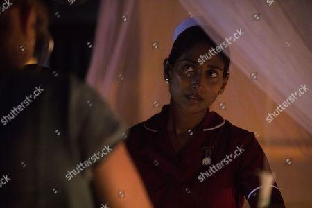 Nimmi Harasgama as Nurse Mari Rodriguez