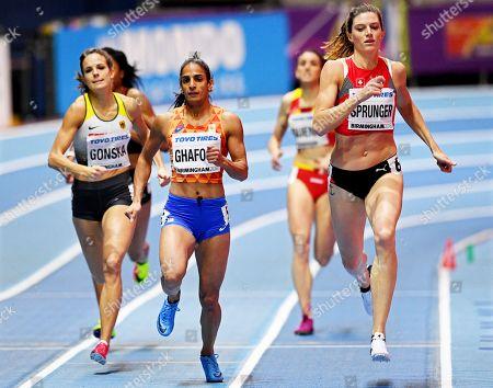 Editorial photo of IAAF World Indoor Championships, Birmingham, United Kingdom - 02 Mar 2018