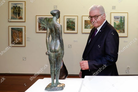 Editorial picture of German President Frank-Walter Steinmeier visits Portugal, Porto - 07 Feb 2018