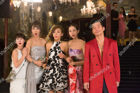 """Editorial photo of """"Girls vs Gangsters"""" Film - 2018"""